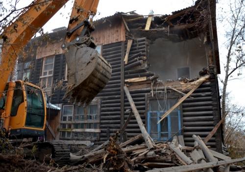 Раздел ПОР «Проект организации работ по сносу и демонтажу»