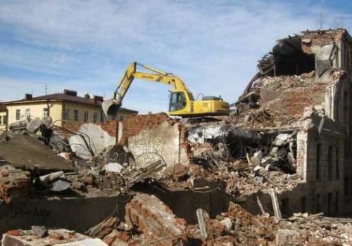 «Технологический регламент процесса обращения с отходами строительства и сноса»