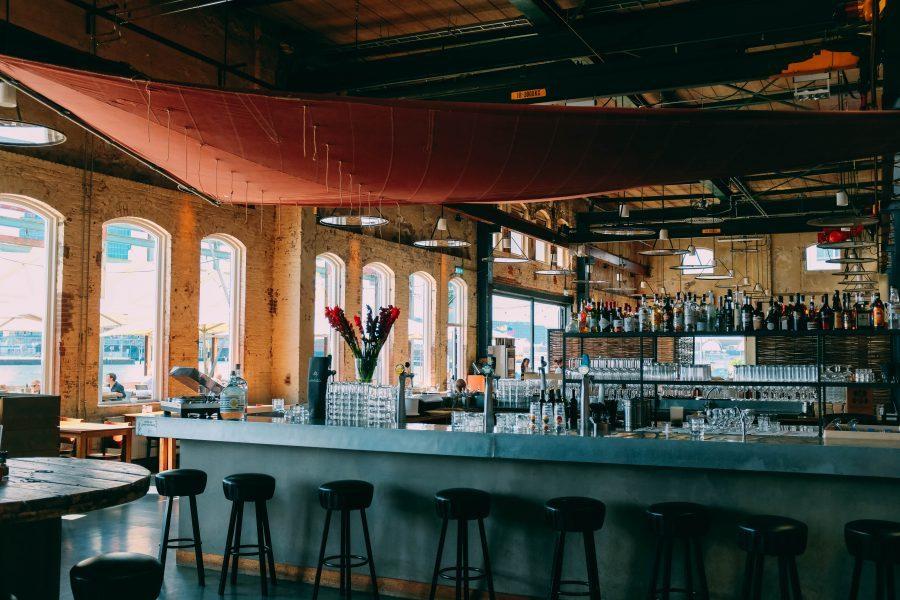 Ресторан в составе пляжно-курортного комплекса «Radisson Blu»