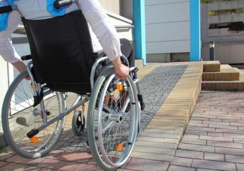 """Раздел ОДИ, МГН. """"Мероприятия по обеспечению доступа инвалидов"""""""